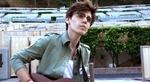 "American Idol's MacKenzie Bourg performs ""Roses"" in new music video."
