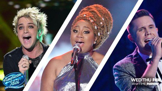 American Idol 2016 Final Night of Performances