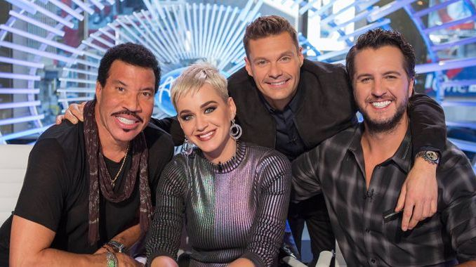 American Idol 2018 Judges and Host