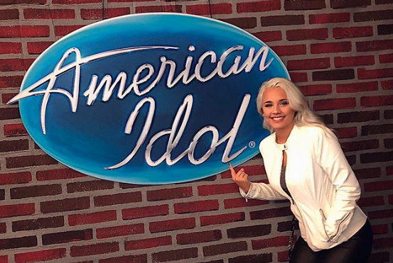Wheaton singer eager to inspire on 'American Idol'