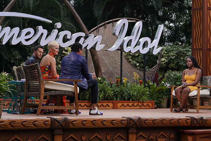 Utah 'American Idol' contestant Ashley Hess advances to top 20