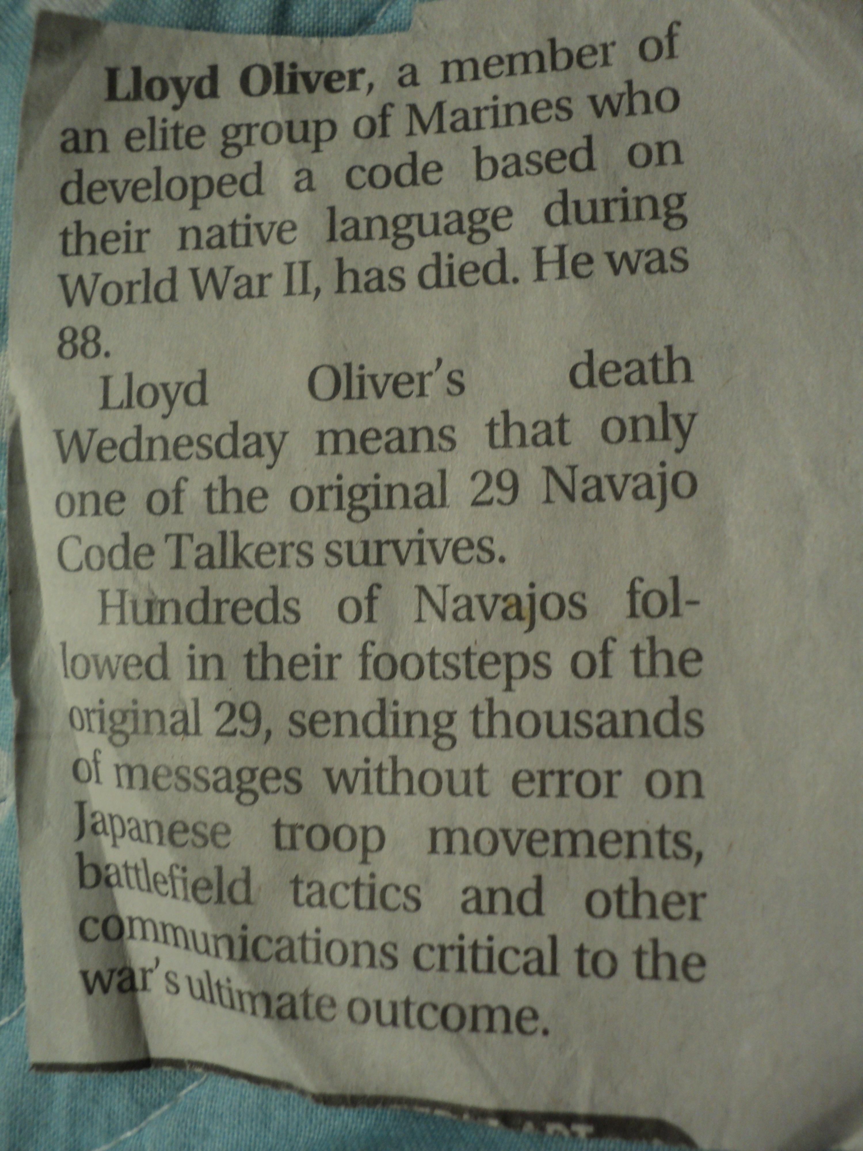 Navajo Code Talkers Heroes In Wwii