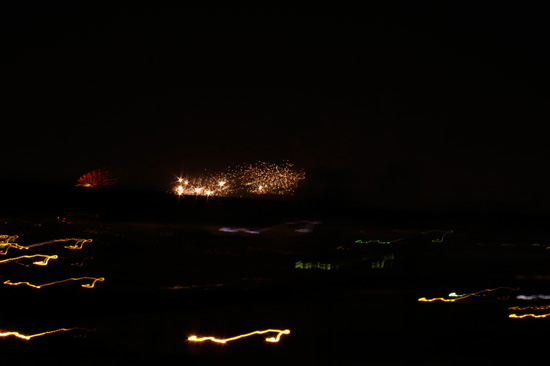 Fusion (Chicago fireworks). © 2012 Susan Barsy.