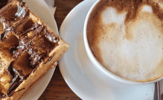waffle and melange cafe der provinz