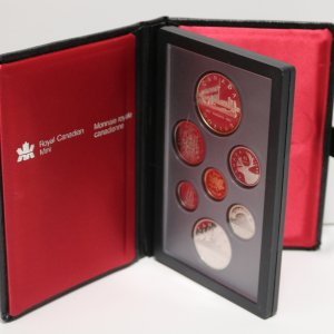 canadian coin set