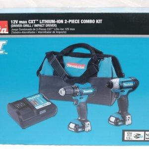 Makita Drill Impact Driver CT232 front