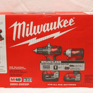 Milwaukee-2893-22CXP Combo Kit main pict.