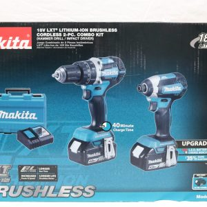 Makita XT269M Combo Kit front