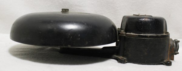 Reeve Electric Garage Bell side