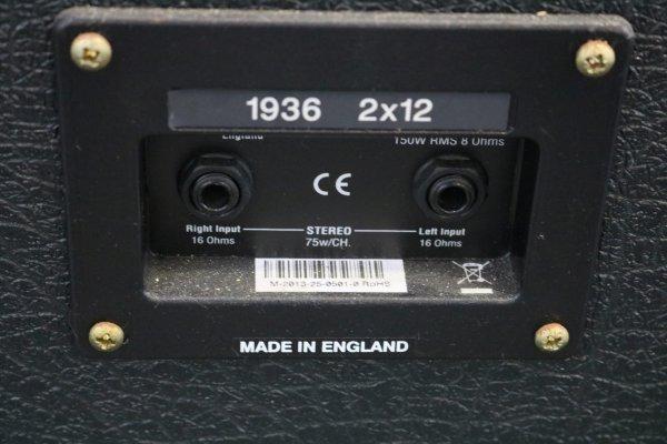 Fender 1932 Speaker Cab plate