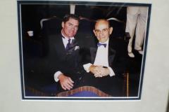 Yogi Berra Autograph Photo friend