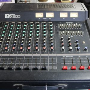 Yamaha EMX200 Integrated Mixer main pic