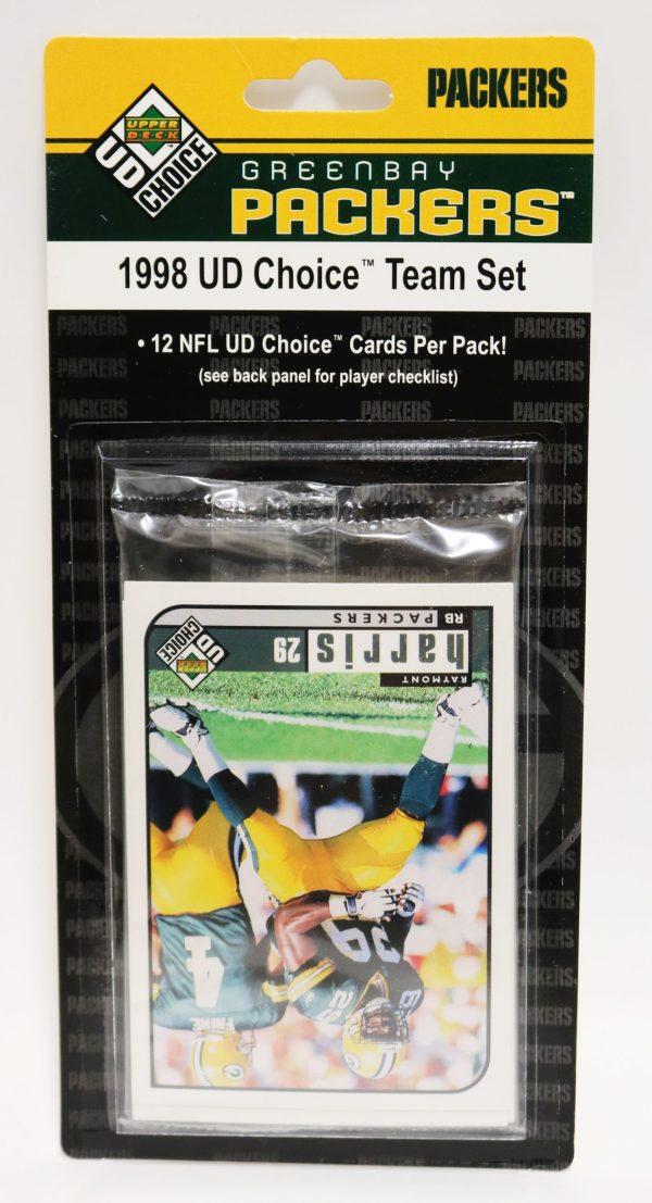 Upper Deck Greenbay Packers