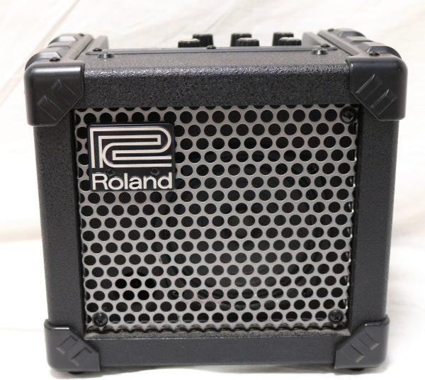 Roland Micro Cube Amp main pict