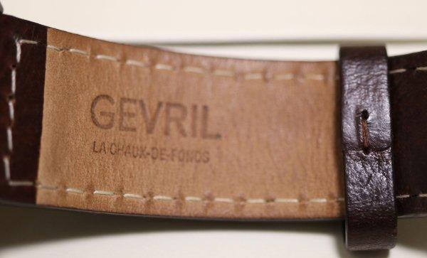 Gevril Alberto Ascari Watch band