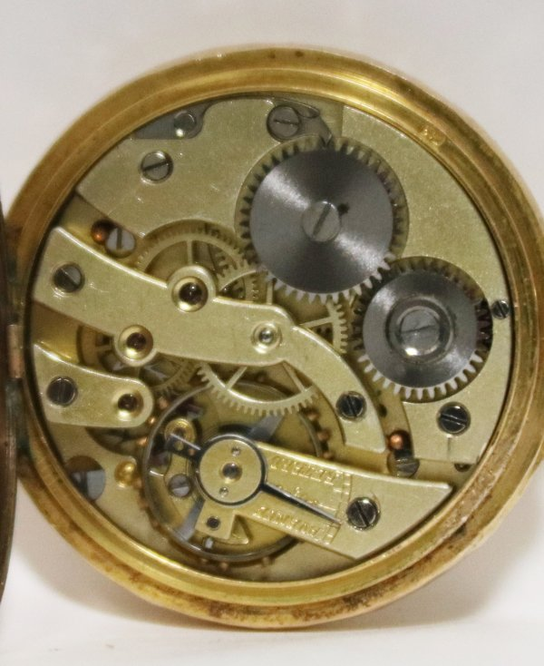 G Schmidt Staub Karlsruhe Watch movement