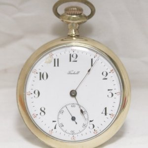 Tisdall 13s Pocket Watch Main pict