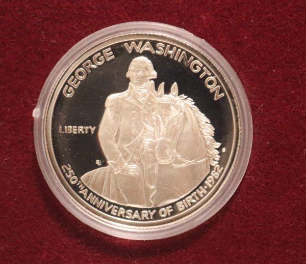 George Washington Half Dollar front
