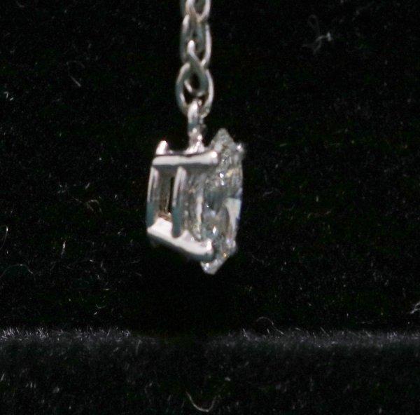 Gold Diamond Drop Earrings sb
