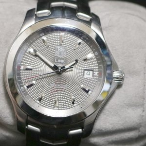 Tag Heuer Tiger Woods front