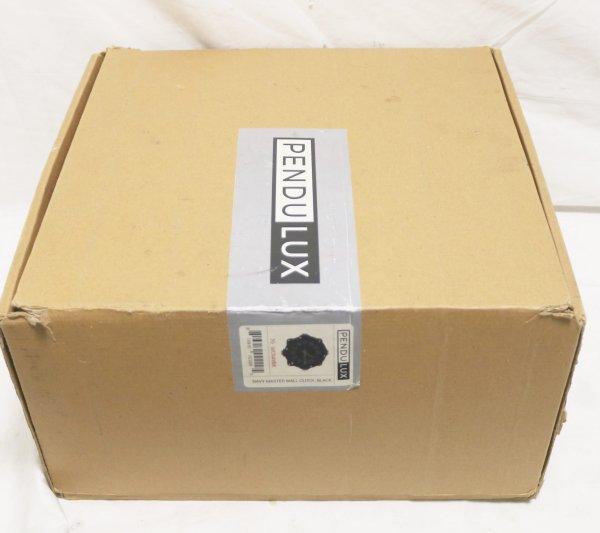 Pendulux Navy Master Clock box