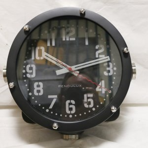 Pendulux Navy Master Clock main