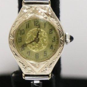 Winton Ladies Gold Watch main pict