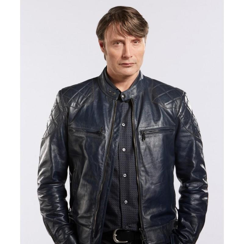 Image result for hannibal series/ hannibal/leather