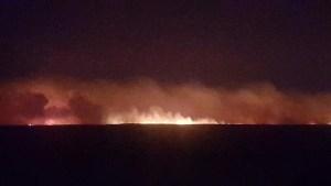 Oklahoma Prairie Fire 2