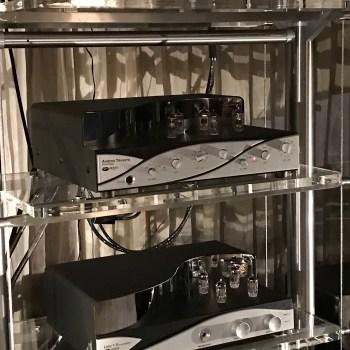 Zesto Audio Andros Tessera Phono Preamplifier RMAF 2016