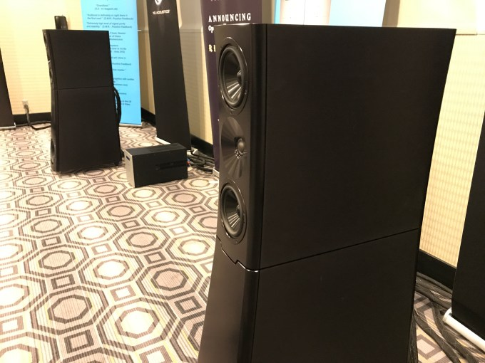 YG Acoustics Sonja 1.2 - LA Audio Show 2017