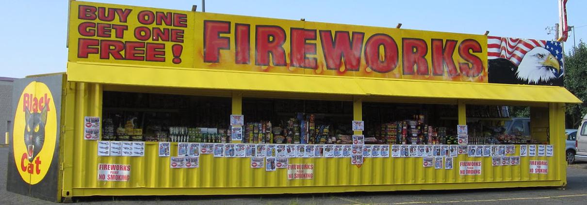 Hometown Fireworks American Metro