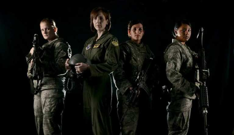 Air Force to allow bangs, ponytails, braids for women next month