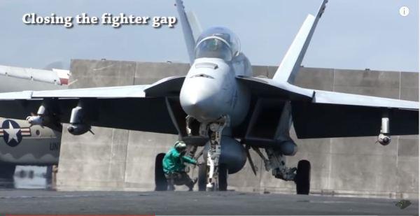 Boeing F-18 Advanced Super Hornet fighter jet could close ...
