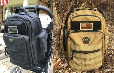 high speed daddy - Gear Review: 'High Speed Daddy' Tactical Diaper Bag