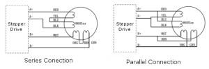 Leadshine 86HS35 2Phase NEMA 34 Stepper Motor