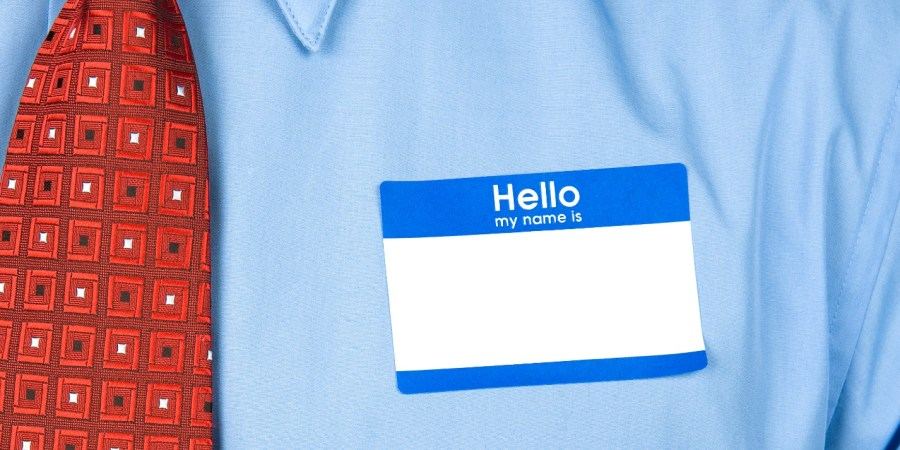 Hello My Name Is, American Name Services