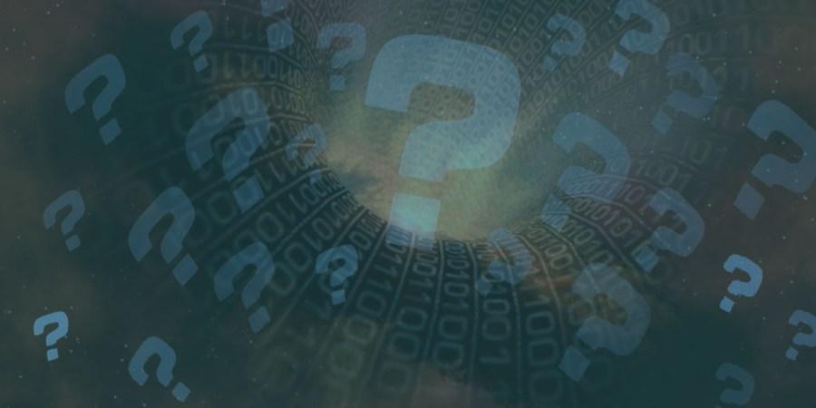 Big Data Big Questions.
