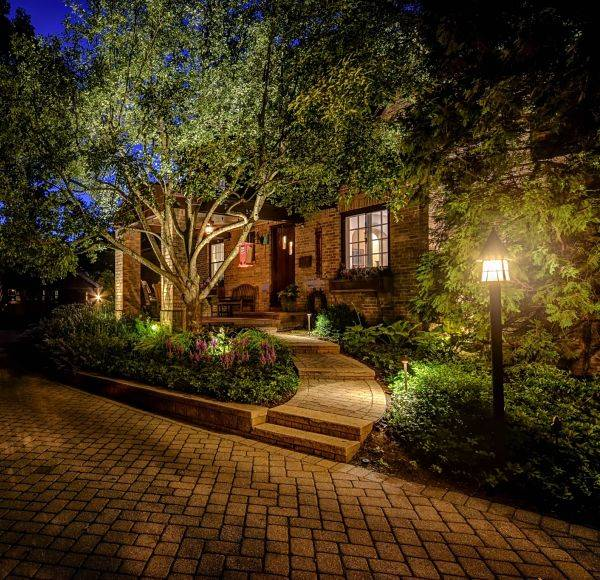 how to install low voltage landscape