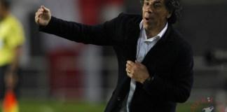 entrenador del Guabirá, Víctor Hugo Andrada