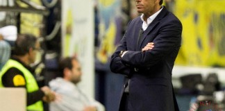 El entrenador Nacional, Gustavo Poyet