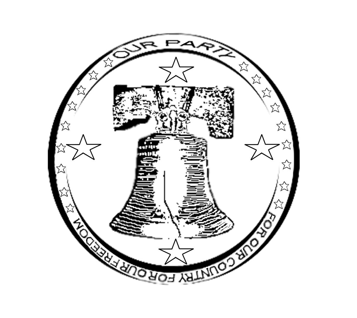 Pin Representative Democracy Symbol