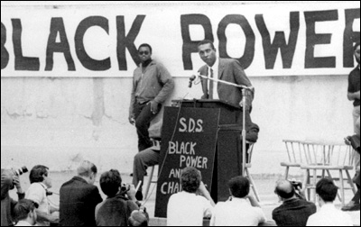 Stokely Carmichael and the Black Power movement