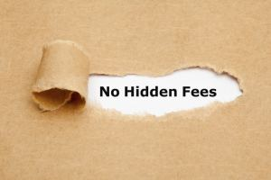 No hidden invoice factoring fees