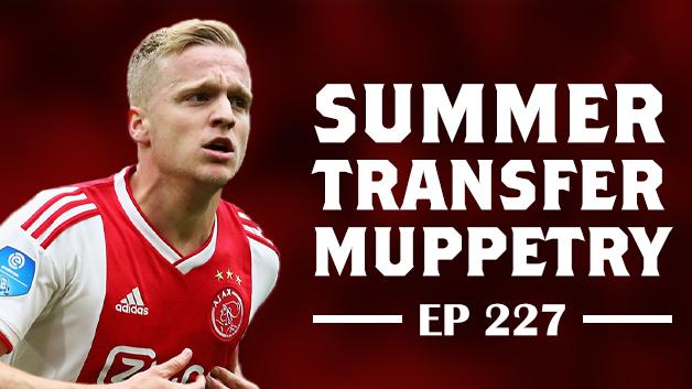 Manchester United Podcast - Donny van de Beek