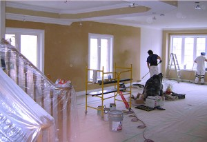 Residential Painting Contractors Guilford County NC House - Residential painting