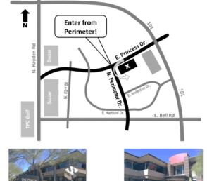 American Retirement Advisors New Scottsdale Office