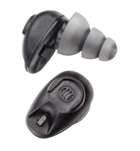 Etymotic Research's Gunsport PRO electronic ear plugs provide excellent hearing protection on the range or afield.