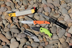 You don't need big, long blades when it comes to handling game in the field. Knives with 2-, 2.5- and 3-inch blades are enough to handle breaking down deer and elk-sized game. The author has used the orange-handled Kershaw Skyline knife to skin and quarter everything from brown bear to deer, elk to Cape buffalo in Africa.