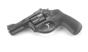 The Ruger LCRx in .38 Special.